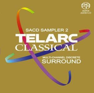 V.A. - Telarc Classical SACD Sampler II (2003) [SACD] PS3 ISO