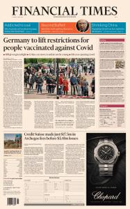 Financial Times Asia - 4 May 2021