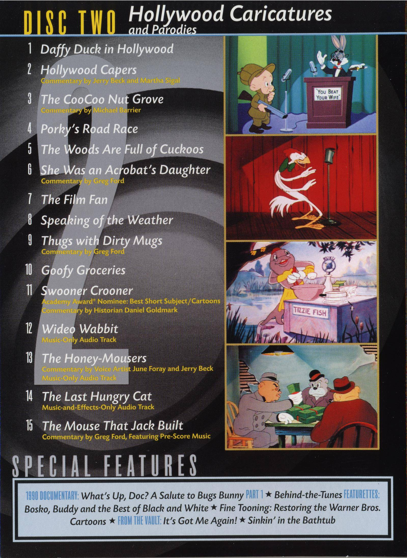 Looney Tunes: Golden Collection. Volume Three (1940-1959) [ReUp]