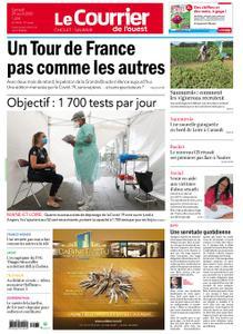 Le Courrier de l'Ouest Cholet – 29 août 2020