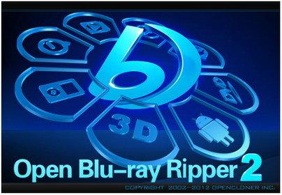 Open Blu-ray Ripper 2.30 Build 506