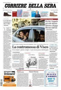 Corriere della Sera - 21 Ottobre 2017