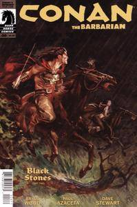 Conan the Barbarian - Queen of the Black Coast 020 DH 2013
