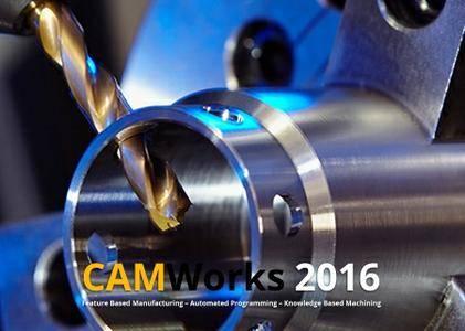 CAMWorks 2016 SP2.1