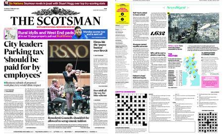 The Scotsman – February 07, 2019