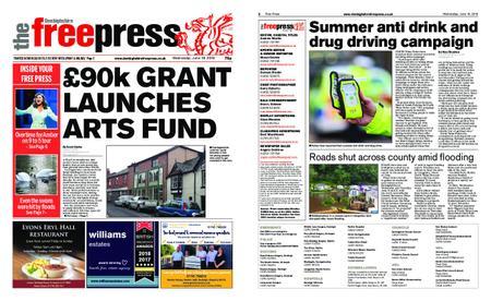 Denbighshire Free Press – June 19, 2019
