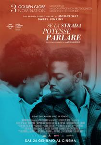 Se La Strada Potesse Parlare / If Beale Street Could Talk  (2018)