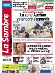 La Sambre La Frontière - 01 mars 2019