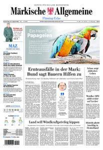 Märkische Allgemeine Fläming Echo - 23. August 2018