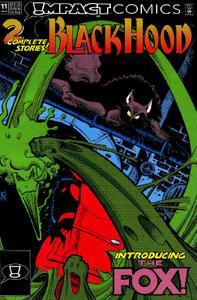 Dark Circle- The Black Hood Impact No 11 2015 Hybrid Comic eBook