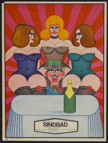 Sinbad (1971) Szindbád