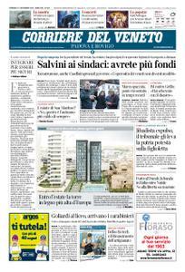 Corriere del Veneto Padova e Rovigo – 11 novembre 2018