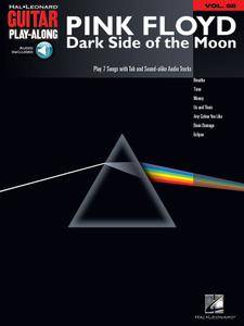Pink Floyd - Dark Side of the Moon Songbook: Guitar Play-Along Volume 68