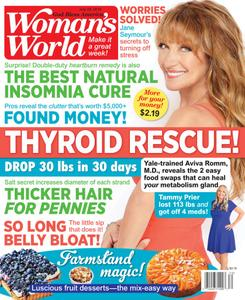 Woman's World USA - July 29, 2019