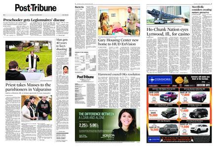 Post-Tribune – October 12, 2019