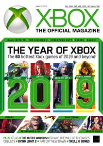 Official Xbox Magazine USA - March 2019