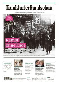 Frankfurter Rundschau Main-Taunus - 12. November 2018