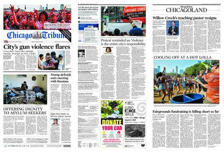Chicago Tribune – August 06, 2018