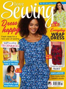 Love Sewing - Issue 77 - January 2020