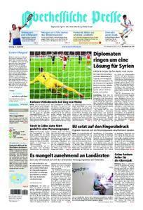 Oberhessische Presse Marburg/Ostkreis - 17. April 2018