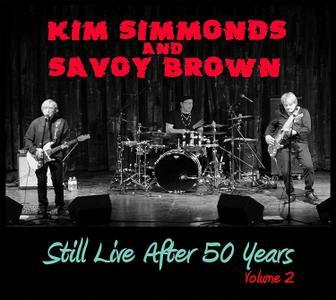 Kim Simmonds & Savoy Brown - Still Live After 50 Years Volume 2 (2019)