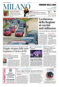 Corriere della Sera Milano – 06 ottobre 2020