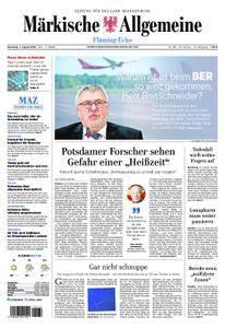 Märkische Allgemeine Fläming Echo - 07. August 2018