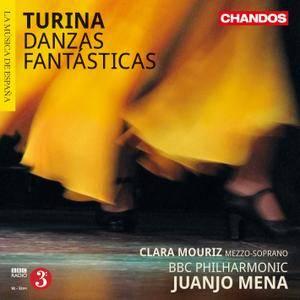 Clara Mouriz, BBC Philharmonic, Juanjo Mena - Joaquin Turina: Orchestral Works - Danzas Fantasticas etc (2013) [Re-Up]