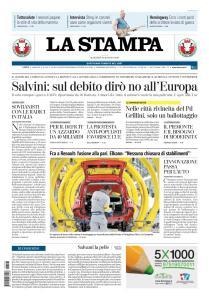 La Stampa Torino Provincia e Canavese - 28 Maggio 2019