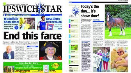 Ipswich Star – May 30, 2018