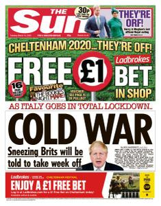The Sun UK - 10 March 2020