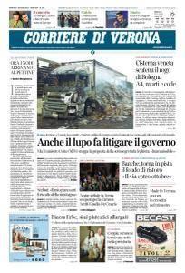 Corriere di Verona - 7 Agosto 2018
