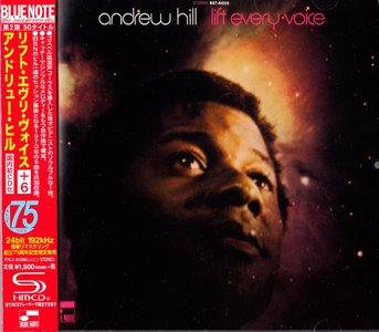 Andrew Hill - Lift Every Voice (1969) {2014 Japan SHM-CD Blue Note 24-192 Remaster TYCJ-81090}