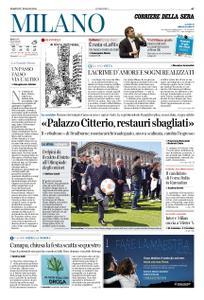 Corriere della Sera Milano – 07 maggio 2019