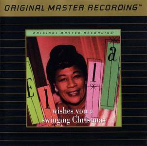Ella Fitzgerald - Ella Wishes You a Swinging Christmas (1960) Re-up