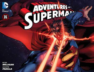 Adventures of Superman 035 2013 Digital
