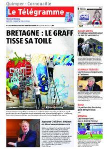 Le Télégramme Ouest Cornouaille – 23 juin 2019