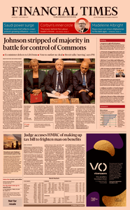 Financial Times UK – 04 September 2019