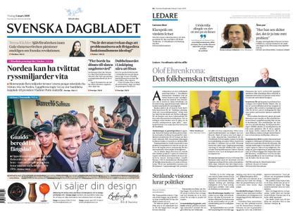 Svenska Dagbladet – 05 mars 2019