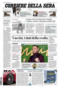 Corriere della Sera - 18 Ottobre 2021
