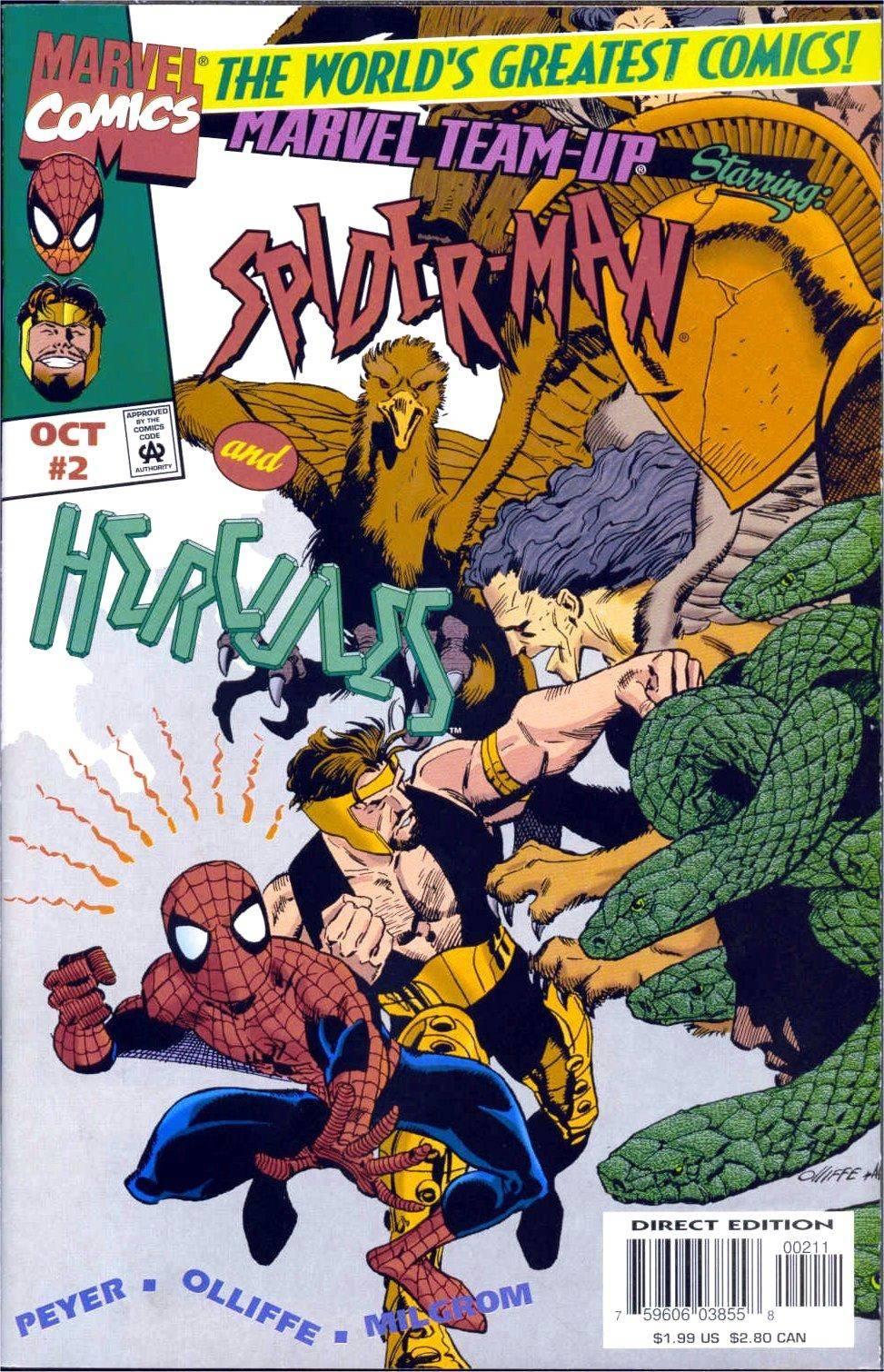 Marvel Team-up v2 002