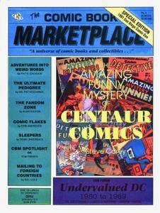 Comic Book Marketplace 004 1991