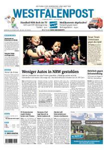 Westfalenpost Wetter - 23. Oktober 2018
