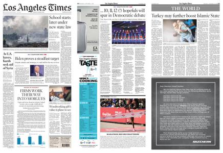 Los Angeles Times – October 14, 2019
