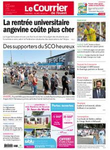 Le Courrier de l'Ouest Angers – 16 août 2021