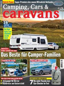 Camping, Cars & Caravans - Oktober 2018