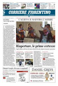 Corriere Fiorentino La Toscana – 16 maggio 2020