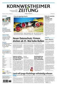 Kornwestheimer Zeitung - 19. März 2018