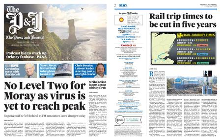 The Press and Journal Moray – May 11, 2021