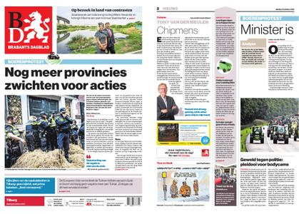 Brabants Dagblad - Tilburg – 15 oktober 2019